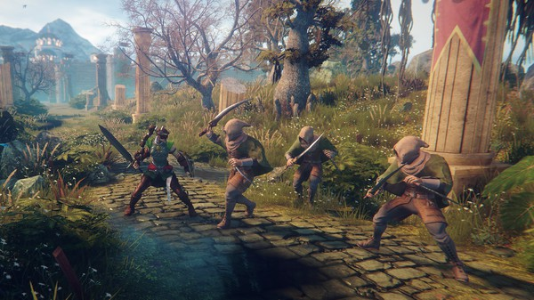game hành động, chặt chém cực hay - Hand of Fate 2 Photo-2-16191049506441548444494