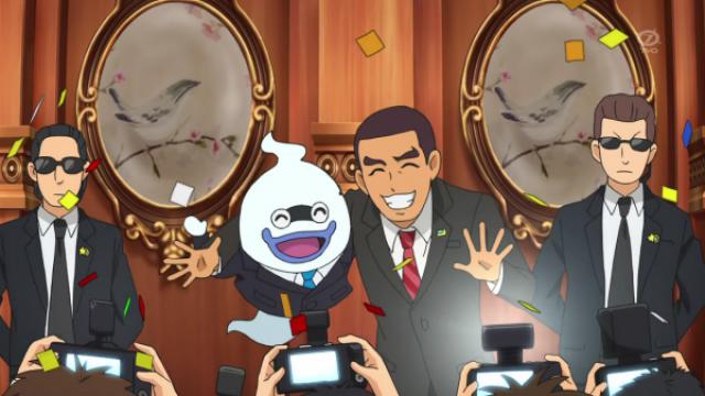 5 vai diễn cameo nổi tiếng nhất trong Anime Yokaiwatch-16192748168741525137537