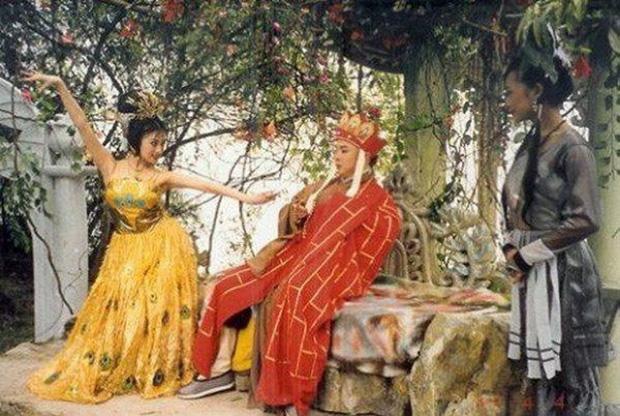 7 đại mỹ nhân Tây Du Ký nức tiếng một thời, 35 năm vẫn còn thương nhớ Tây Lương nữ vương - Ảnh 4.