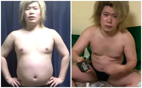 Mơ mộng đấm phát chết luôn như One Punch Man, nam YouTuber dày công giảm cân, cạo đầu, luyện boxing suốt một năm cho giống thần tượng - Ảnh 2.