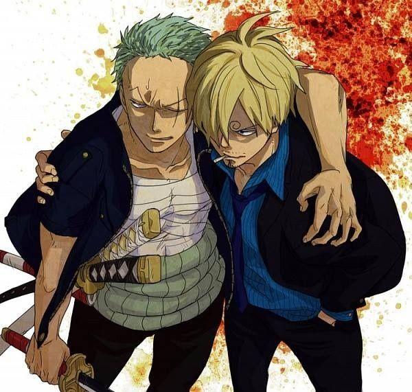 One Piece: Sau nhiều chap không xuất hiện, cuối cùng Sanji cũng trở lại bên cạnh bạn đời Zoro - Ảnh 2.