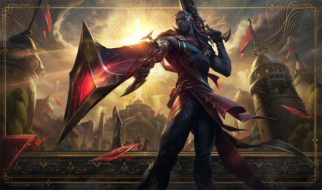 LMHT - Riot ra mắt loạt trang phục mới, Xerath gây sốt với ngoại hình cực dị: Nhìn như Aatrox nhưng biết... bắn chưởng - Ảnh 12.
