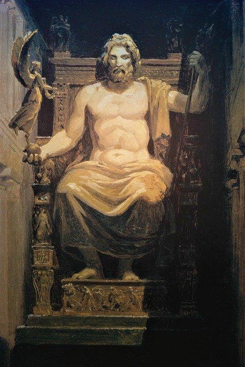thần Zeus trong thần thoại Hy Lạp lại có nhiều người tình Zeus-2786077960720-1619604243993251503398