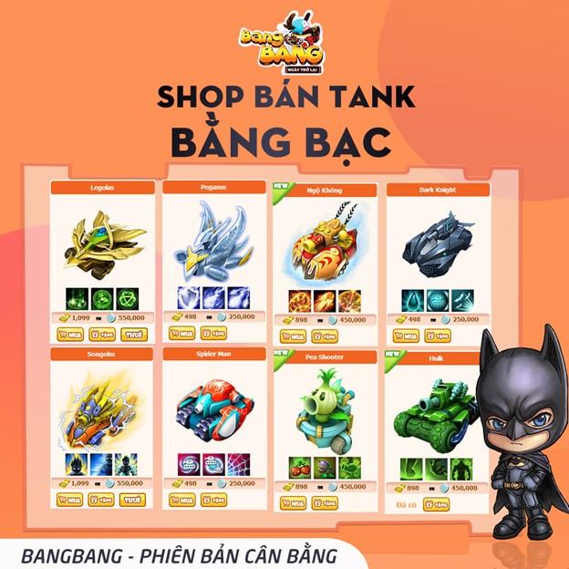 """Bất ngờ quay trở lại sau tuyên bố đóng cửa, Bang Bang Online khiến cộng đồng hào hứng """"chuẩn bị cày lại chưa? 3-1619664114982299921528"""