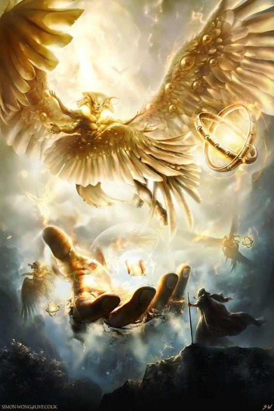 Những thần thú đầy quyền lực trong thần thoại Ấn Độ - Ảnh 4.