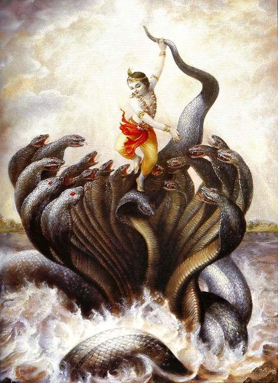 Những thần thú đầy quyền lực trong thần thoại Ấn Độ - Ảnh 1.