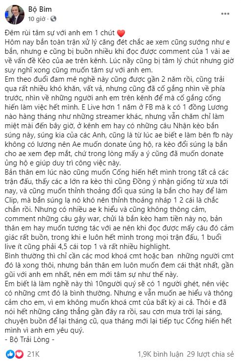 """Bị anti """"tố"""" bắn kèo ham tiền, game thủ PUBG Mobile top 1 server châu Á đáp trả khiến fan tâm đắc - Ảnh 1."""