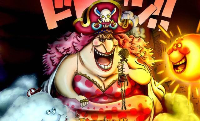 One Piece: Kịch bản nào sẽ đến với Tứ Hoàng Big Mom, lại rơi xuống biển hay là được cứu? - Ảnh 1.