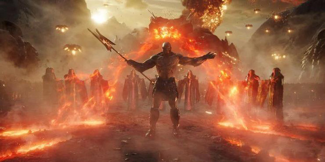 Phản diện mạnh nhất DC Comics lộ diện và 10 chi tiết fan service đắt giá xuất hiện trong Zack Snyder's Justice League - Ảnh 8.