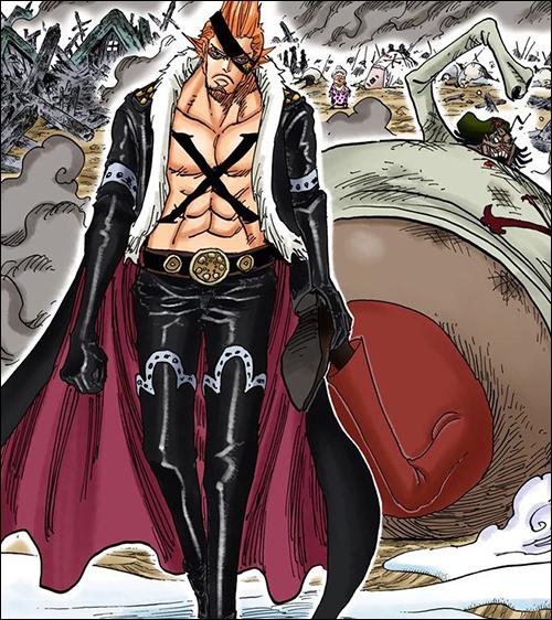 One Piece: Tỷ lệ 1% sống sót mà thầy bói tóc vàng Basil Hawkins dự đoán là ai, Page One có phải là ứng cử viên sáng giá? - Ảnh 2.