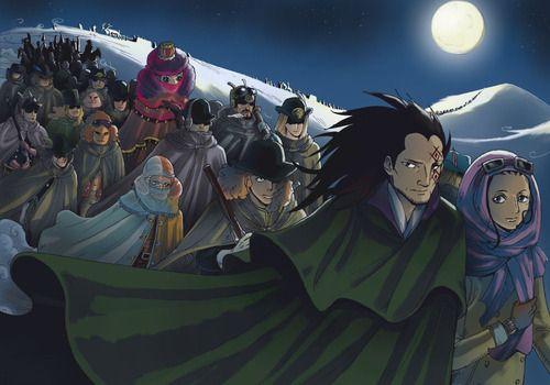 One Piece: Liệu quân cách mạng dưới sự chỉ huy của cha đẻ Luffy có thành công thay đổi thế giới hay không? - Ảnh 4.