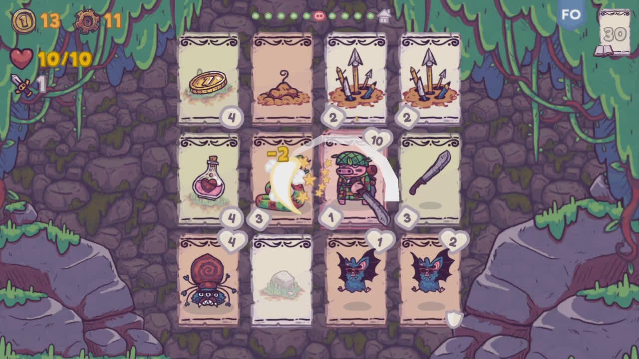 Card Hog - Game thẻ bài trí tuệ bậc nhất trong thời điểm hiện tại - Ảnh 4.