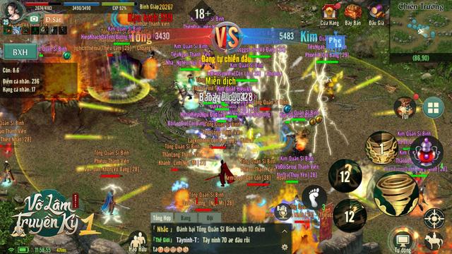 Cùng dội bom làng game Việt trong tháng 4, Tứ Hoàng Mobile và VLTK 1 Mobile sẽ tạo nên cuộc chiến 1 sống 1 còn? - Ảnh 5.
