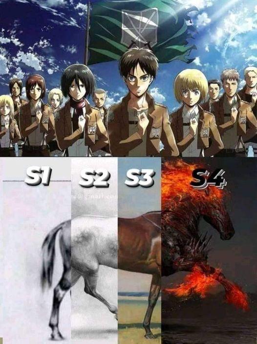 Xem ảnh chế Attack on Titan để sẵn sàng đón nhận cái kết của bộ truyện này trong vài ngày nữa - Ảnh 5.