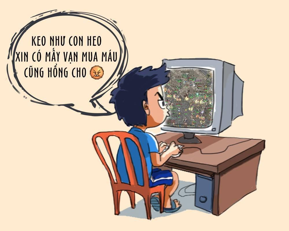 """Game thủ Việt thật kỳ, tại sao bao năm rồi vẫn thích một tựa game có đồ họa """"cổ lỗ"""" từ năm 2005 như thế này? - Ảnh 3."""