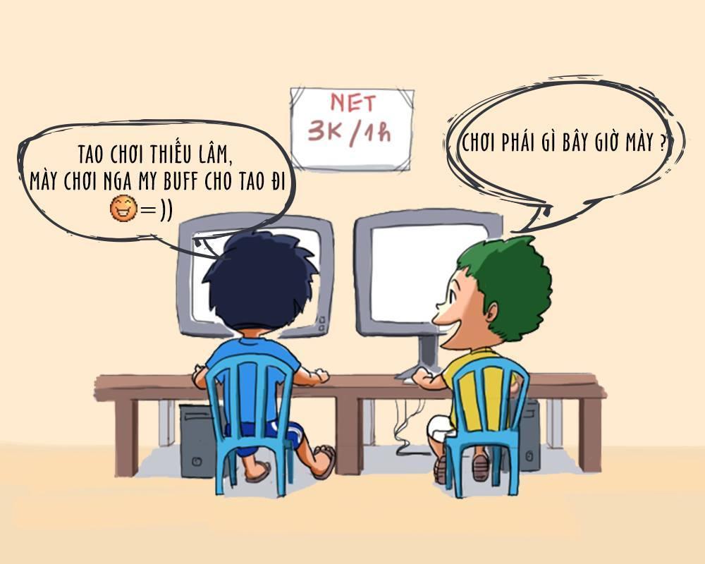 """Game thủ Việt thật kỳ, tại sao bao năm rồi vẫn thích một tựa game có đồ họa """"cổ lỗ"""" từ năm 2005 như thế này? - Ảnh 4."""