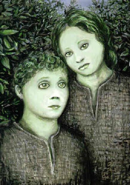 Những bí ẩn lạnh gáy: Hai đứa trẻ màu xanh và án mạng hút máu ở Atlas - Ảnh 2.
