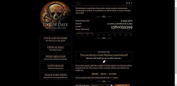 Những website đáng sợ nhất trên Internet, chắc chắn không dành cho hội yếu tim - Ảnh 3.