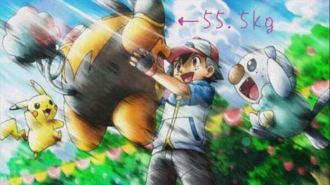 Không phải Pikachu hay Pokémon khác, Ash Ketchum mới chính là kẻ gánh team đúng nghĩa đen? - Ảnh 3.