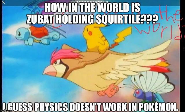Những logic khó hiểu những lại... cực có lý chỉ có thể tìm thấy trong Pokémon - Ảnh 3.