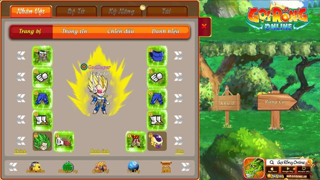 Link tải Gọi Rồng Online gọn gàng chỉ trong 1 click, cả iOS - Android - PC - Ảnh 4.