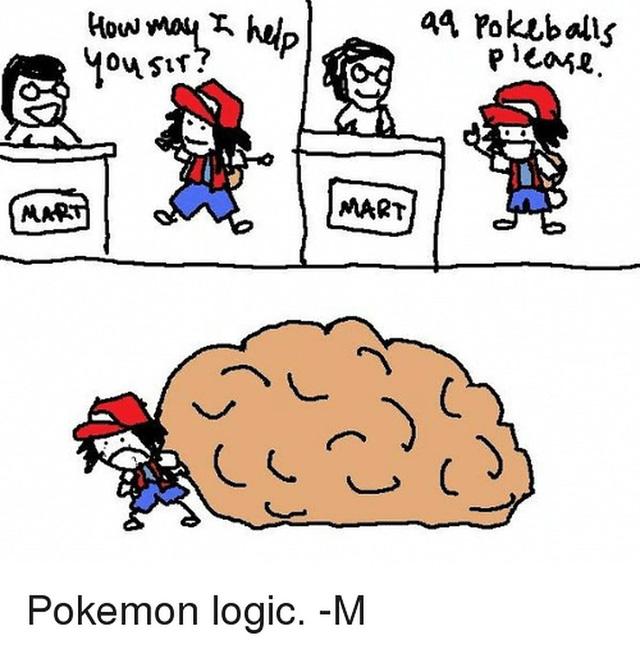 Những logic khó hiểu những lại... cực có lý chỉ có thể tìm thấy trong Pokémon - Ảnh 4.