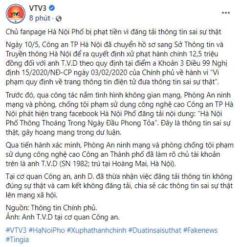 Đăng tải thông tin sai sự thật, YouTuber Duy Nến bị xử phạt hơn 12 triệu đồng - Ảnh 5.