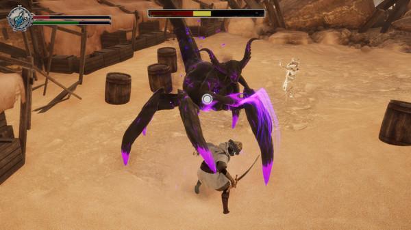 Tải ngay Metamorphos, game hành động, chặt chém miễn phí đang hot trên Steam - Ảnh 1.