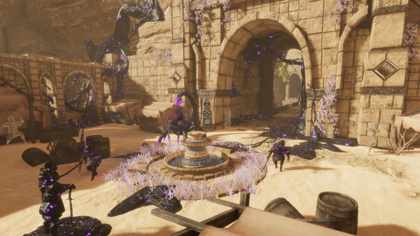 Tải ngay Metamorphos, game hành động, chặt chém miễn phí đang hot trên Steam - Ảnh 5.