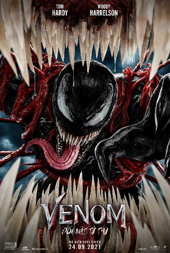 Venom 2 tung trailer mới, cuộc chiến giữa Venom và kẻ thù không đội trời chung Carnage đầy hứa hẹn - Ảnh 1.