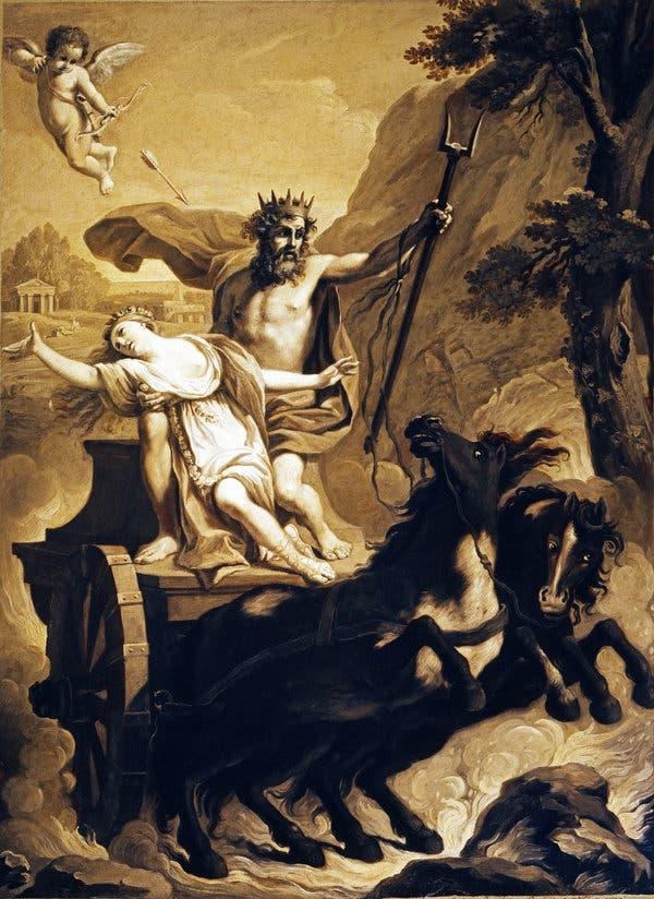 Hades trong thần thoại Hy Lạp có thật sự là một vị thần chung thủy? - Ảnh 2.