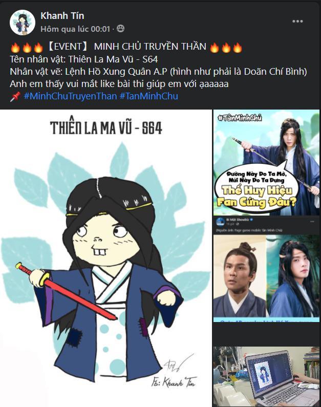 Anh hùng hảo hớn + bút bi Thiên Long = Chúma hnề: Fan Việt lầy thế này thì đành xin đại cao thủ thủ Kim Dung lượng thứ - Ảnh 15.