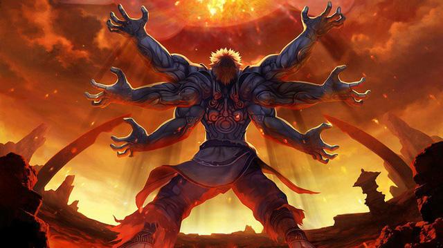 Những điều chưa kể về Atula, chiến thần lừng lẫy trong thần thoại Ấn Độ - Ảnh 1.