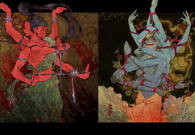 Những điều chưa kể về Atula, chiến thần lừng lẫy trong thần thoại Ấn Độ - Ảnh 2.