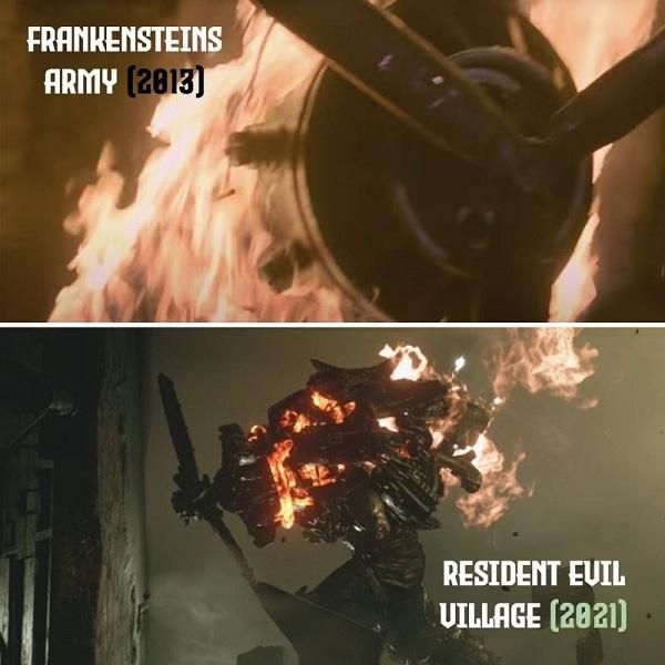 """Vừa ra chưa được bao lâu, Resident Evil Village dính """"phốt"""" đạo ý tưởng quái vật mà không xin phép - Ảnh 1."""
