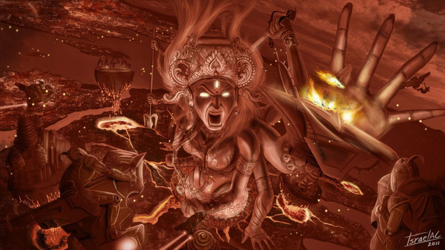 Những điều chưa kể về Atula, chiến thần lừng lẫy trong thần thoại Ấn Độ - Ảnh 3.