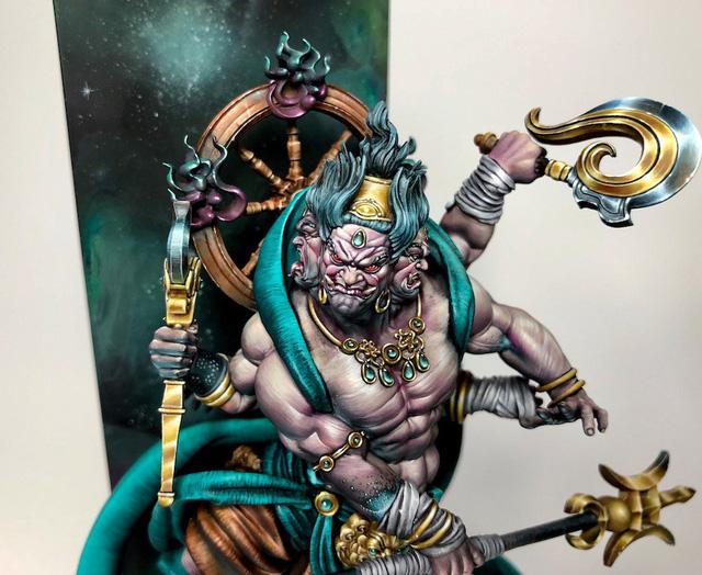 Những điều chưa kể về Atula, chiến thần lừng lẫy trong thần thoại Ấn Độ - Ảnh 4.