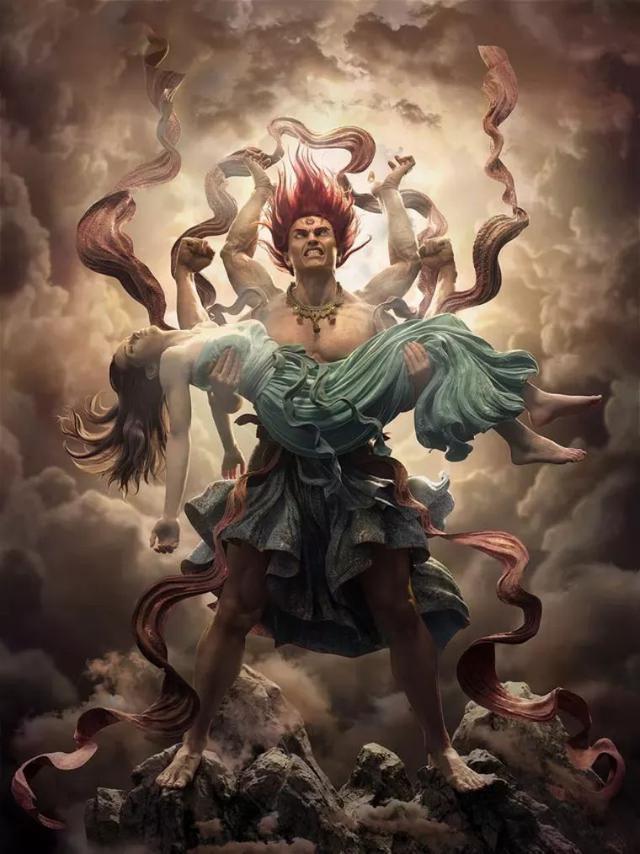 Những điều chưa kể về Atula, chiến thần lừng lẫy trong thần thoại Ấn Độ - Ảnh 5.
