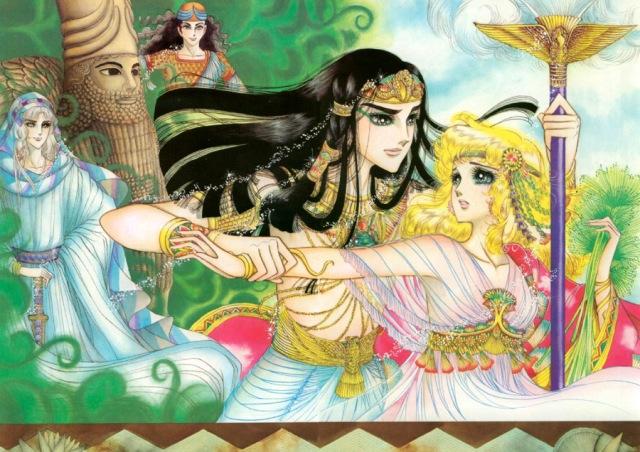 Nữ hoàng Ai Cập là bộ truyện từng được phát hành không bản quyền tại Việt Nam và đây được xem là lý do chủ yếu khiến bộ truyện không thể tái bản trong nhiều năm qua.