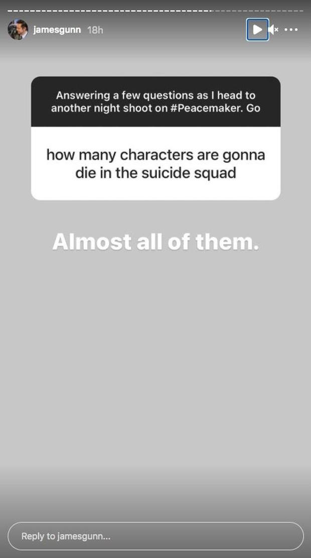 Bom tấn The Suicide Squad còn chưa chiếu, cái kết đã bị vạch trần trên mạng làm khán giả thấp thỏm - Ảnh 2.