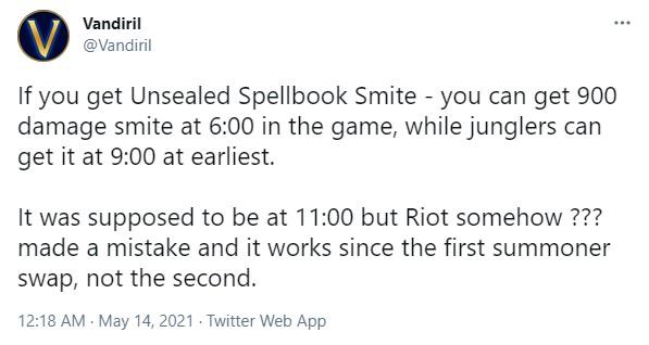 LMHT vừa cập nhật bản 11.10, game thủ đã tìm ra cách hack sát thương Trừng Phạt với ngọc Sách Phép - Ảnh 2.