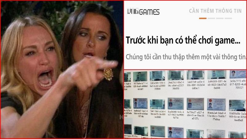 17GB dữ liệu nhạy cảm của người Việt bị lộ, game thủ có lo ngại khi đọc những thông tin này của NPH?