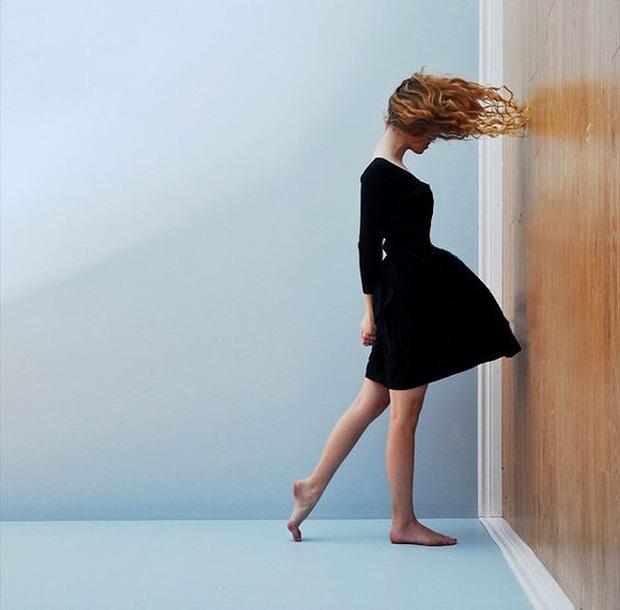 Những bức hình đánh lừa thị giác khiến người xem cảm thấy ảo vô cùng - Ảnh 1.