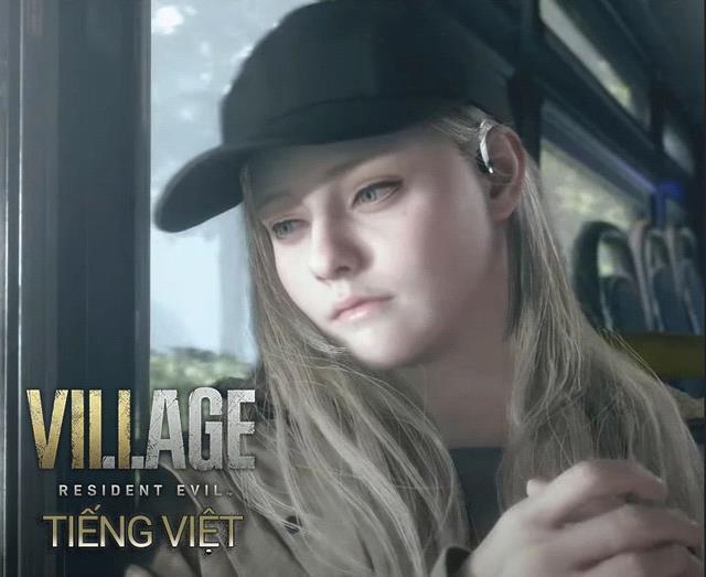 Ra mắt mới 1 tuần nhưng Resident Evil Village chuẩn bị có bản Việt hóa 100% - Ảnh 2.