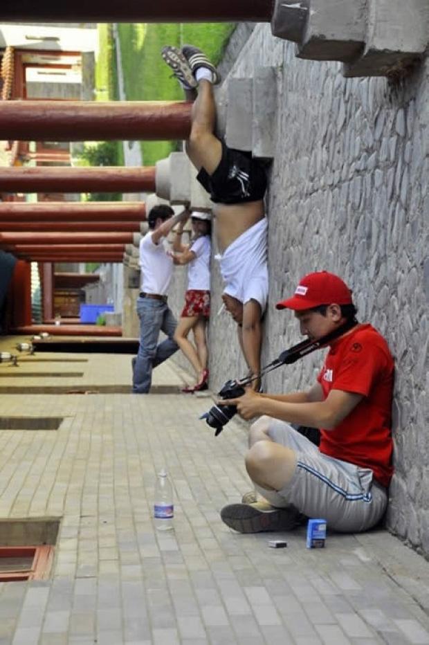 Những bức hình đánh lừa thị giác khiến người xem cảm thấy ảo vô cùng - Ảnh 16.