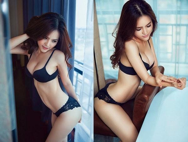 Hot girl Mỳ Gõ một thời khoe nhan sắc ấn tượng, vòng một siêu đẹp khiến nhiều người cảm thán - Ảnh 8.