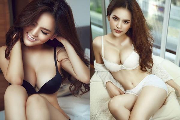 Hot girl Mỳ Gõ một thời khoe nhan sắc ấn tượng, vòng một siêu đẹp khiến nhiều người cảm thán - Ảnh 7.