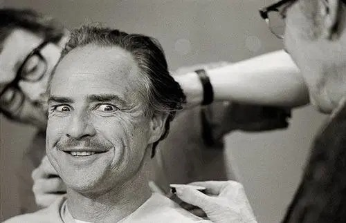 Muốn cày phim lần nữa khi nhìn lại hình ảnh hậu trường phim Bố Già (1972), đúng là đỉnh của chóp - Ảnh 5.
