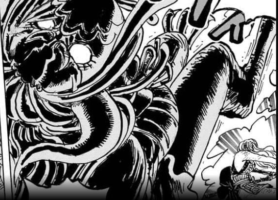 Cùng soi những chi tiết thú vị trong One Piece chap 1012: Sanji tỏ ra ngạc nhiên khi Zoro tìm được đường lên nóc nhà - Ảnh 16.