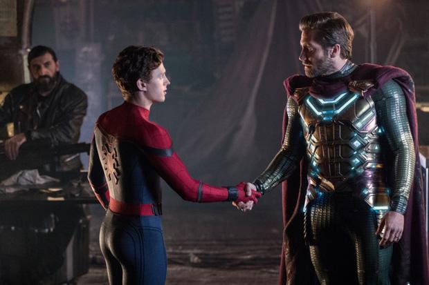 Tom Holland (Spider-Man) lộ ảnh bị đánh tơi tả và bầm dập, Marvel đang làm gì vậy? - Ảnh 5.